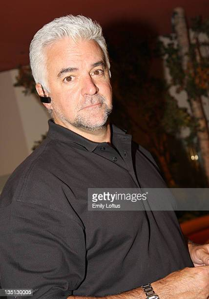 John O'Hurley attends the Backstage Creations 2008 American Century Championship Golf Tournament on July 9 2008 in Lake Tahoe California