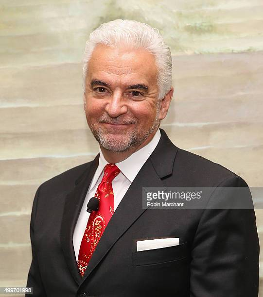 John O'Hurley attends the Prostate Cancer Foundation Invites You To The 2015 New York Dinner With Celebrity Hosts Whoopi Goldberg John O'Hurley At...