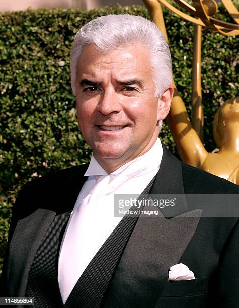 John O'Hurley during 57th Annual Primetime Creative Arts EMMY Awards Arrivals Red Carpet at Shrine Auditorium in Los Angeles California United States