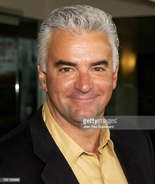John O'Hurley during Television Critics Association UPN Day Arrivals at Renissance Hotel in Hollywood California United States