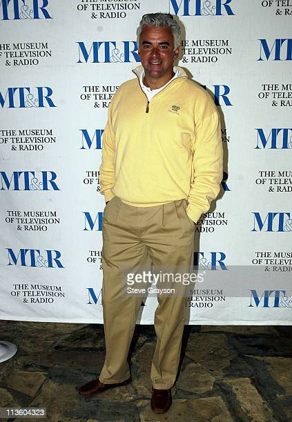 John O'Hurley during The Museum of Television Radio's First Annual Celebrity Golf Classic at Riviera Country Club in Pacific Palisades California...