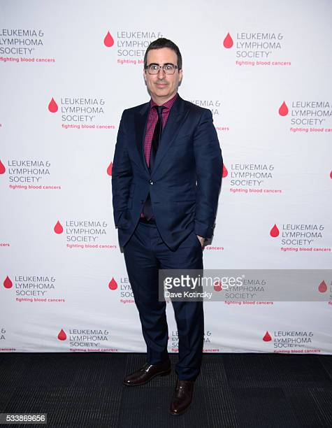 John Oliver arrives at the 3rd Annual LOL With LLS on May 23 2016 in New York City