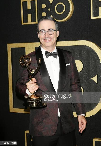 Richard Plepler attends HBO's Post Emmy Awards reception held at The Plaza at the Pacific Design Center on September 17 2018 in Los Angeles California