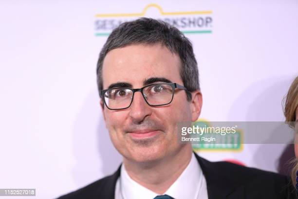 John Oliver attends the Sesame Workshop's 50th Anniversary Benefit Gala at Cipriani Wall Street on May 29 2019 in New York City