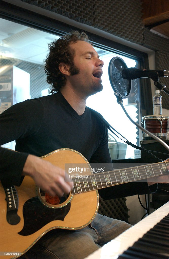 John Ondrasik of Five for Fighting at KBCO Studio C