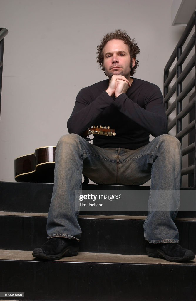 Portrait session with John Ondrasik of Five for Fighting