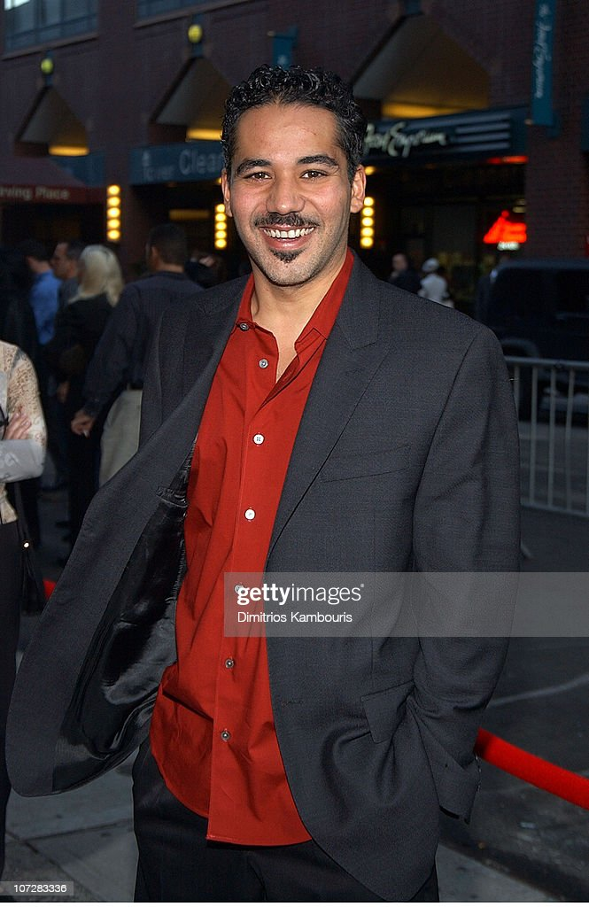 John Ortiz during 1st Annual LAByrinth Theater Company Celebrity Charades Benefit presented by Gotham and LA Confidential Magazine at Daryl Roth Theater in New York City, New York, United States.