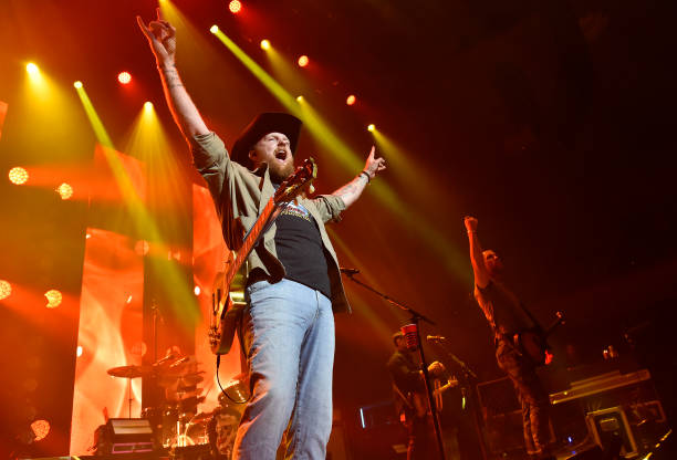 CA: Brothers Osborne With Travis Denning & Tenille Townes In Concert - San Francisco, CA