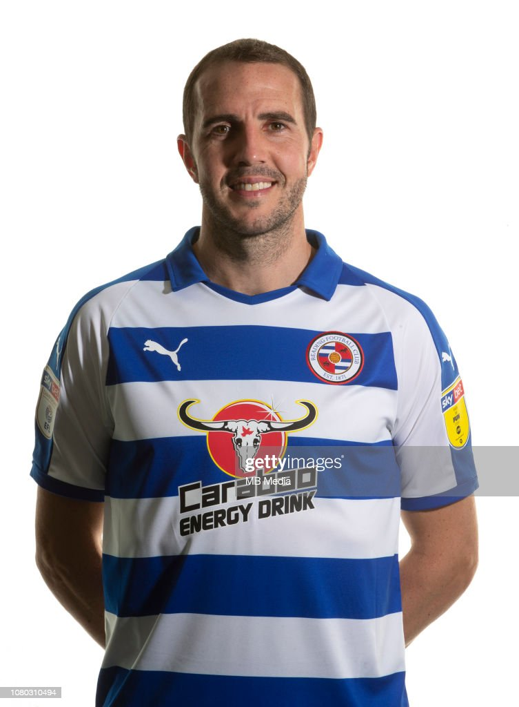 Reading Football Club Profiles. Madejski Stadium, Reading, Berkshire, UK. 29 NOV 2018 : News Photo