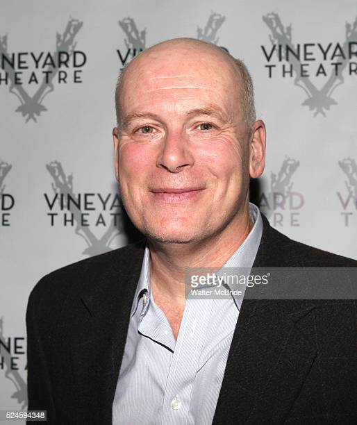 John Ottavino attending the Opening Celebration for 'Checkers' at the Vineyard Theatre in New York City on