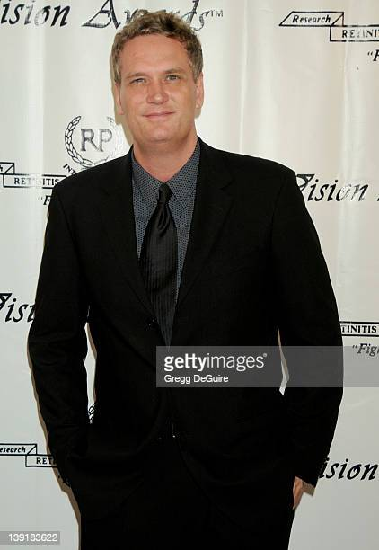 John Ottman arrives for The 36th Annual Vision Awards at the Beverly Wilshire Hotel in Beverly Hills California on June 27 2009