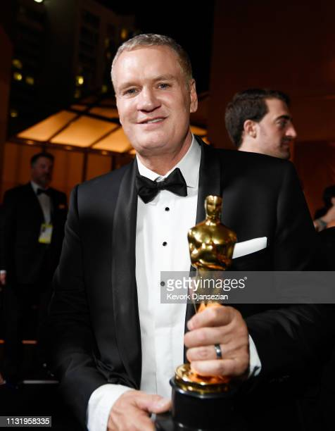 John Ottman attends the 91st Annual Academy Awards Governors Ball at Hollywood and Highland on February 24 2019 in Hollywood California