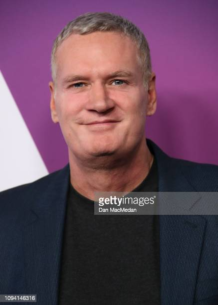 John Ottman attends the 91st Oscars Nominees Luncheon at The Beverly Hilton Hotel on February 4 2019 in Beverly Hills California