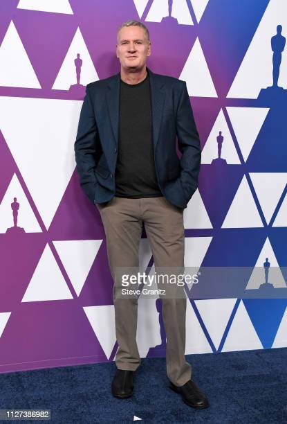 John Ottman attends the 91st Oscars Nominees Luncheon at The Beverly Hilton Hotel on February 04 2019 in Beverly Hills California