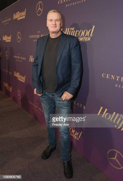 John Ottman attends The Hollywood Reporter's 7th Annual Nominees Night presented by MercedesBenz Century Plaza Residences and Heineken USA at CUT on...