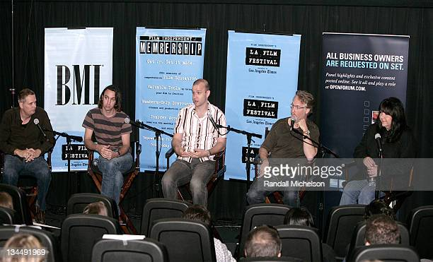 John Ottman Brian Reitzell Teddy Shapiro Alex Wurman and Doreen RingerRoss