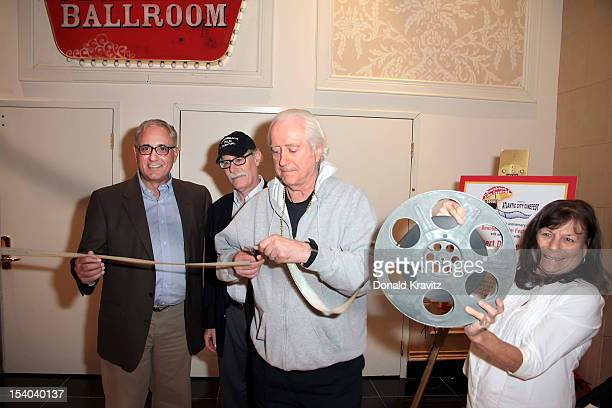 John Palmieri Executive Director of Casino Reinvestment Development Authority William Sokolic President of Cinefest Robert Downey Sr and Carol...