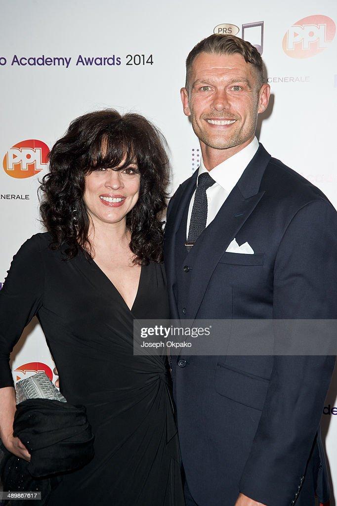 The Radio Academy Awards - Arrivals : News Photo