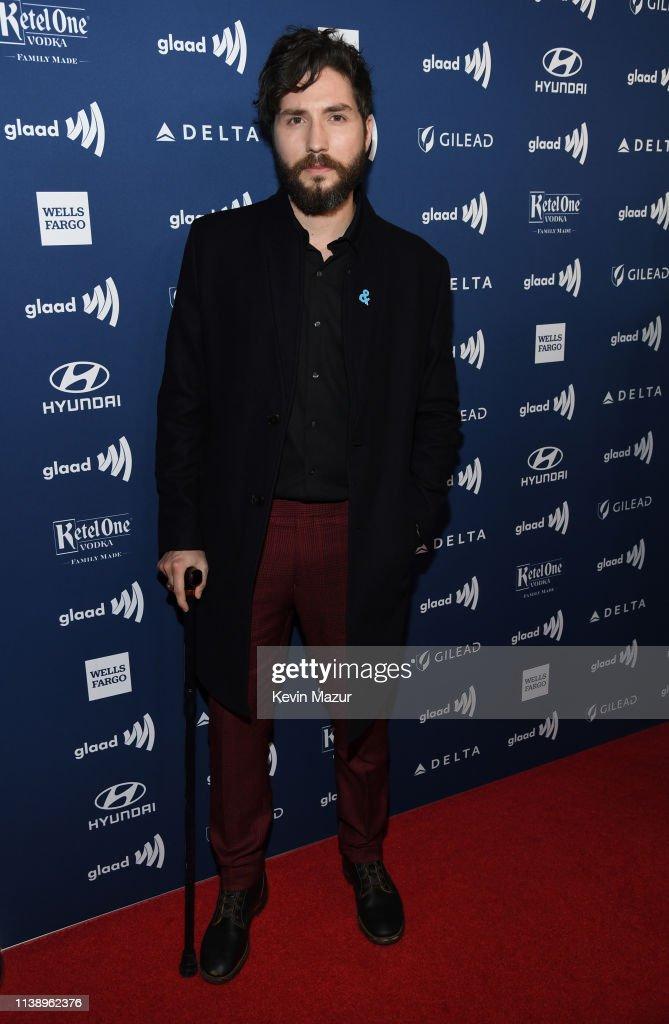 30th Annual GLAAD Media Awards Los Angeles - Arrivals : News Photo