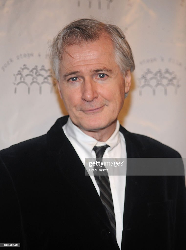 John Patrick Shanley attends the New York Stage and Film Annual Winter Gala at The Plaza Hotel on December 9, 2012 in New York City.