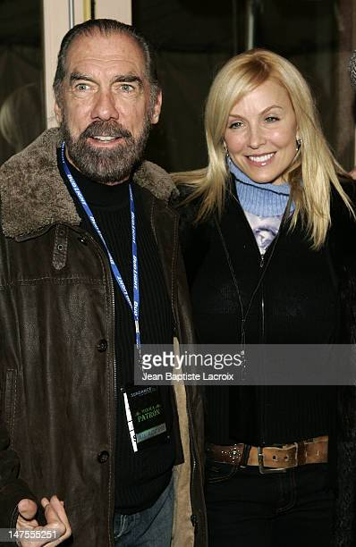 John Paul DeJoria and wife Eloise DeJoria during 2006 Park City AllStar Jam Party at The Canyons in Park City Utah United States