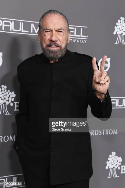 John Paul DeJoria attends the 2018 Baby2Baby Gala Presented by Paul Mitchell at 3LABS on November 10 2018 in Culver City California