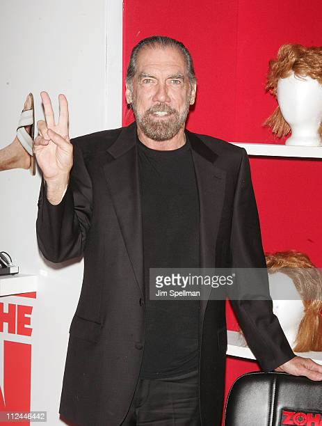 """John Paul DeJoria attends the """"You Don't Mess with the Zohan"""" New York Premiere on June 4, 2008 at the Ziegfeld Theater in New York."""