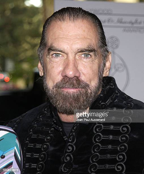 John Paul DeJoria during Fourth Annual Hollywood Makeup Artists and Hairstylists Guild Awards at Beverly Hilton Hotel in Beverly Hills, California,...