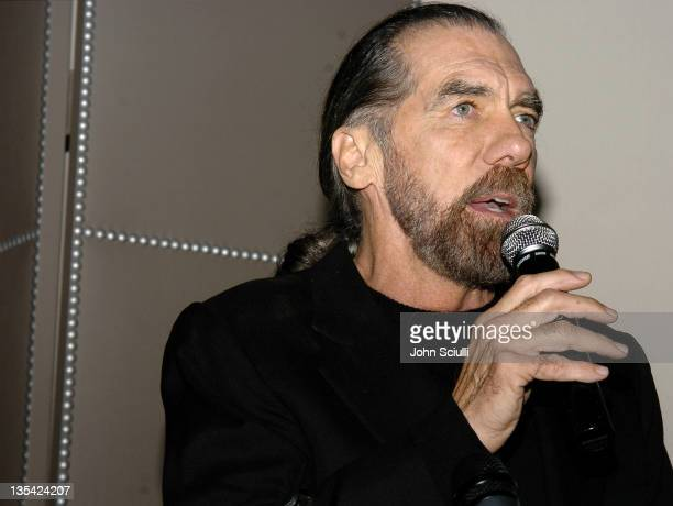 John Paul DeJoria during The Creative Coalition 2004 Spotlight Awards and Ultimate Gift Gala at Luxe Hotel in Beverly Hills California United States