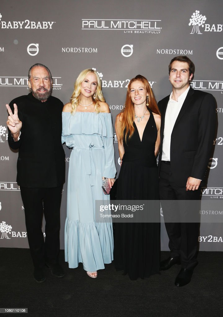2018 Baby2Baby Gala Presented By Paul Mitchell - Red Carpet : News Photo