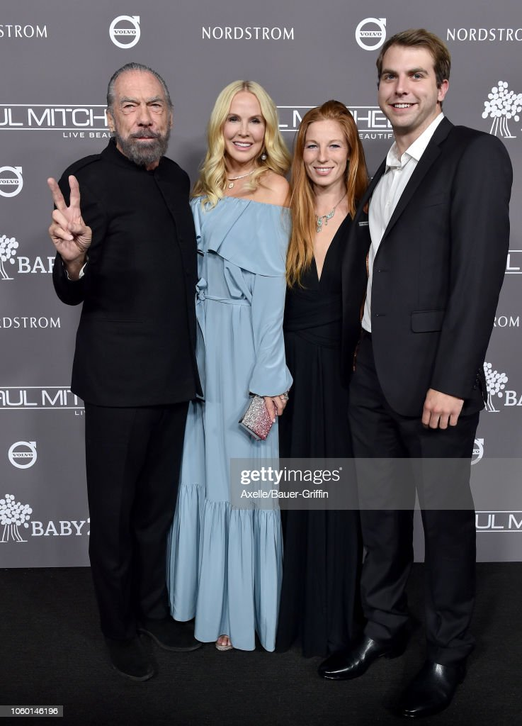 The 2018 Baby2Baby Gala Presented By Paul Mitchell Event - Arrivals : News Photo