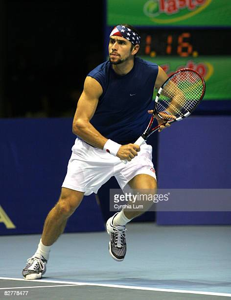 John Paul Fruttero is defeated by Guilermo GarciaLopez 36 63 76 in the first round of the Thailand Open in Bangkok Thailand on September 26 2005