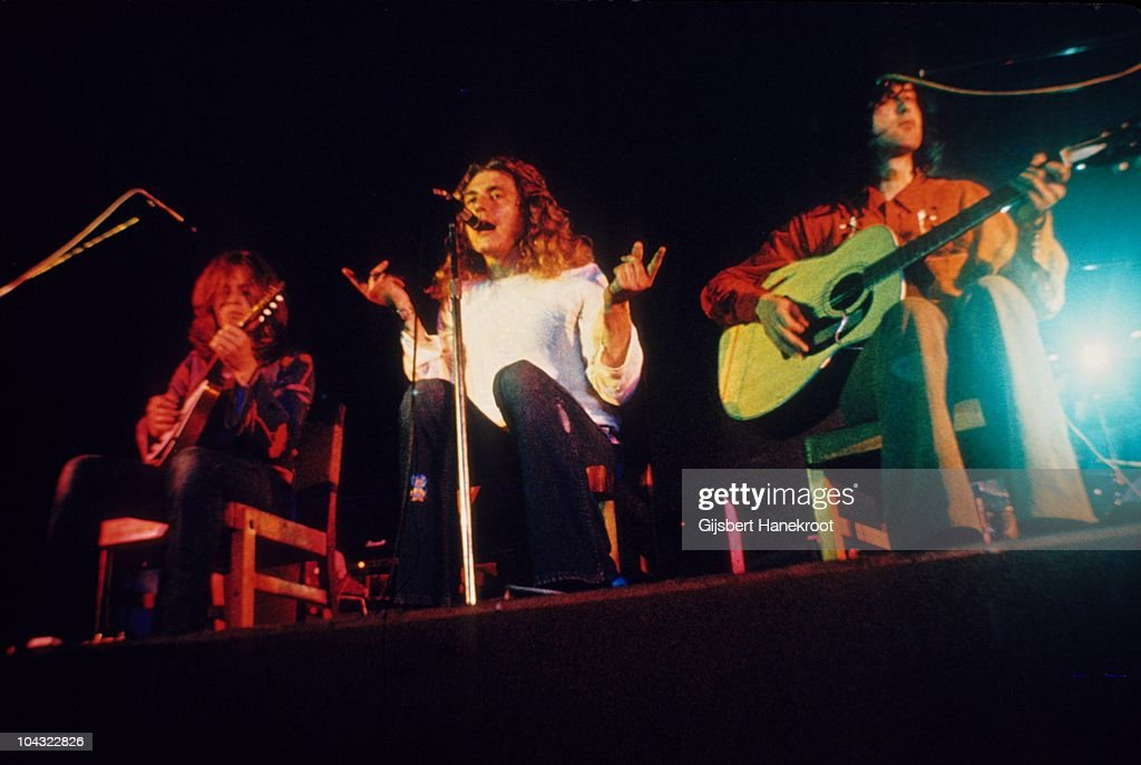 Led Zeppelin : News Photo