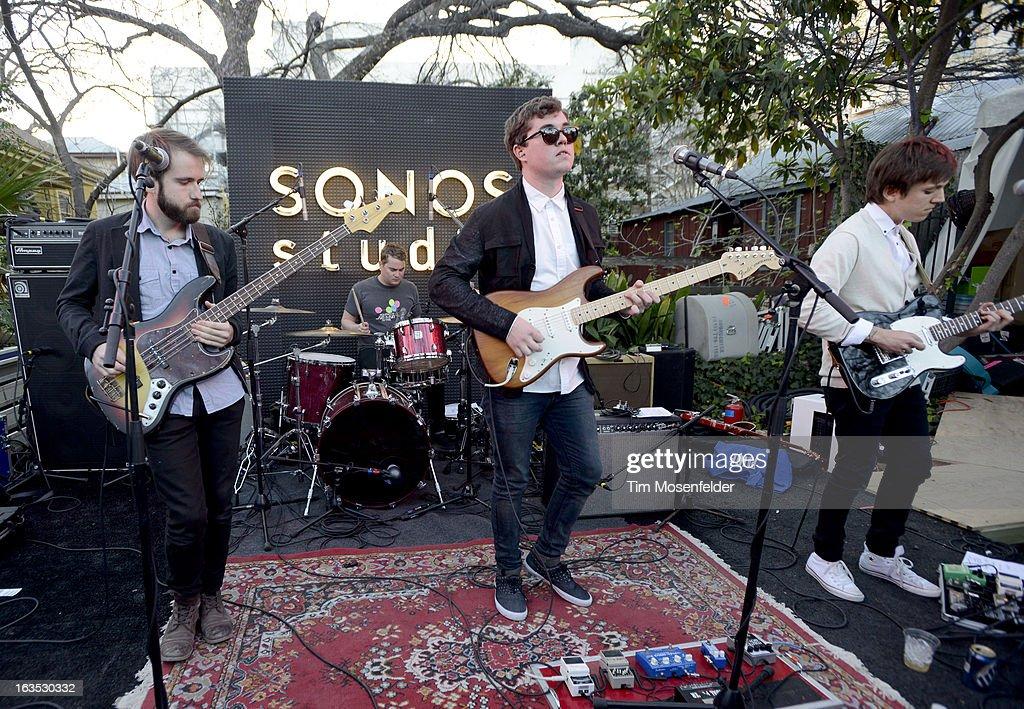 Sonos Studio @ SXSW