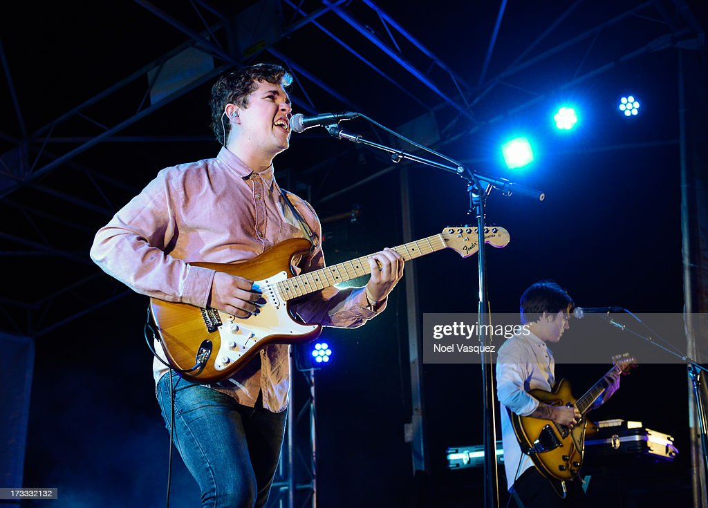 KCRW's Twilight Concert Series Presents Surfer Blood