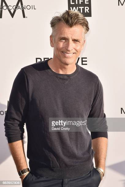John Pearson attends the Daily Front Row's 3rd Annual Fashion Los Angeles Awards Arrivals at Sunset Tower Hotel on April 2 2017 in West Hollywood...