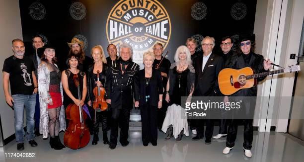 John Peets Peter Cooper Pam Tillis Sari De LeonReist Chris Stapleton Kristin Wilkinson David Angell Marty Stuart Country Music Hall of Fame member...