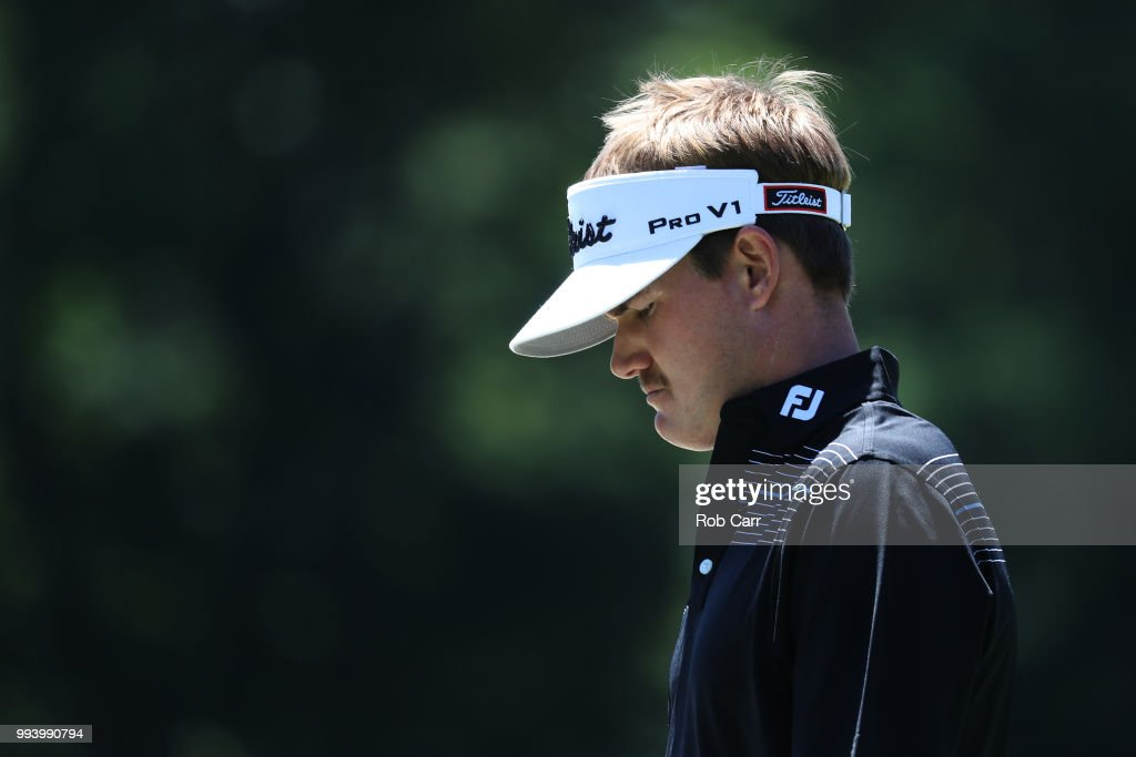 A Military Tribute At The Greenbrier - Final Round : News Photo