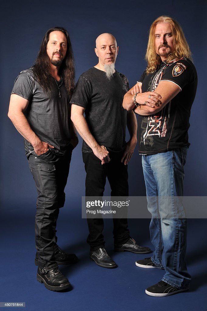 Dream Theater Portrait Shoot, London
