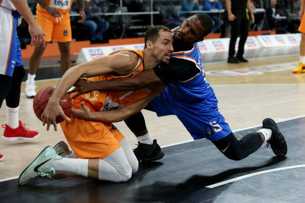 DEU: Ratiopharm Ulm v Mornar Bar: EuroCup