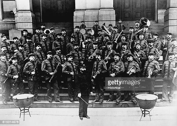 John Philip Sousa and his Band
