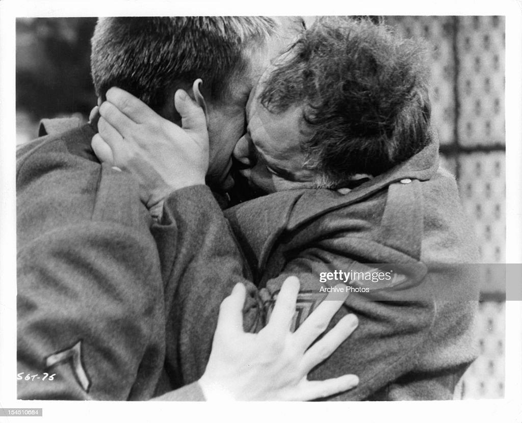 john-phillip-law-is-kissed-by-rod-steige
