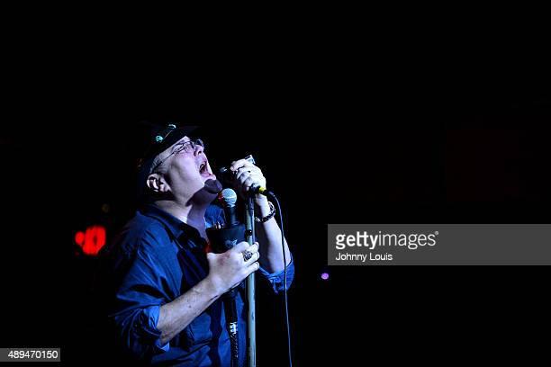 John Popper of Blues Traveler perform at Revolution on September 20 2015 in Fort Lauderdale Florida