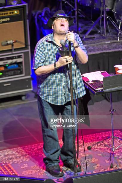 John Popper of Blues Traveler performs at Mercury Ballroom on February 6 2018 in Louisville Kentucky