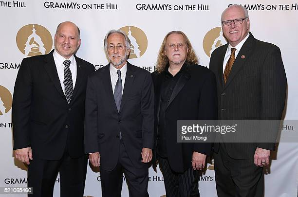 John Poppo Manager and Chair of the Board The Recording Academy Neil Portnow President and CEO of The Recording Academy and Daryl P Friedman Chief...