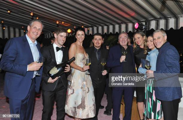 John Poppy Julia Fitzroy Niccolo Ragazzoni President and Chief Executive Officer of Moet Hennessy USA Inc Jim Clerkin Nicole Ruvo Rachel Clerkin and...