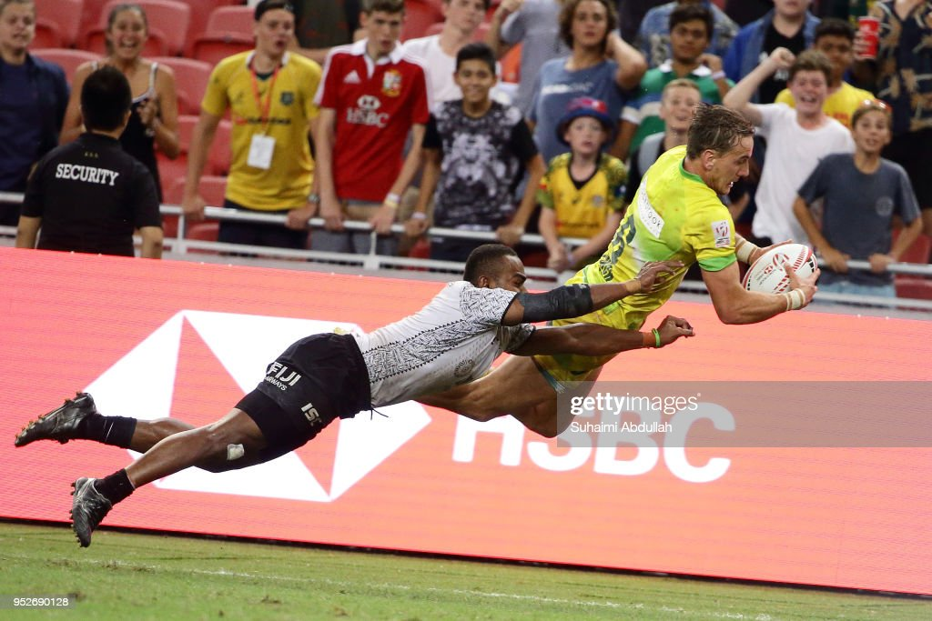 Singapore Sevens - Day 2 : News Photo