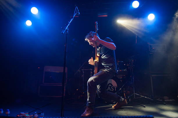 Photos et images de Cast Perform At The Liquid Room In Edinburgh ...