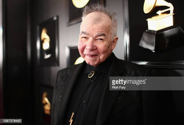 John Prine attends the 61st Annual GRAMMY Awards at Staples Center on February 10 2019 in Los Angeles California