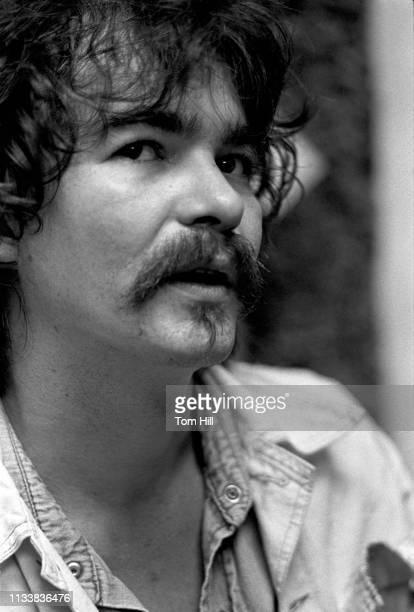 John Prine is interviewed live on WRASFM at Georgia State College on November 12 1975 in Atlanta Georgia